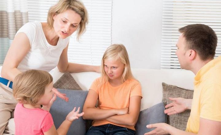 Qué significa soñar con peleas familiares